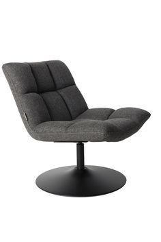 Bar lounge stoel