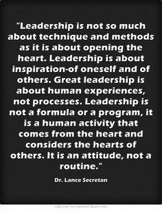 #LeadershipPhilosophy