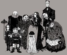 meedean:  … The Addams Family!