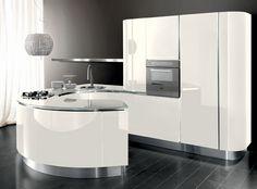 Aran - moderne kitchen