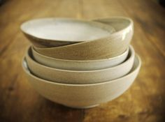 Pottery line from Humble Ceramics