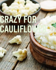 Last call for cauliflower! This fall-time favourite won't be seasonal much longer, so make the most of this versatile vegetable while you can. It makes a great substitute for rice and other carbohydrates, and is easy to prepare in a multitude of ways. Try it in a curry dish, or roasted with bacon and our Parma-Rosa Sauce. Bon Appétit! Rosa Sauce, Rice Substitute, Curry Dishes, Parma, Bon Appetit, Cauliflower, Bacon, Roast, Seasons