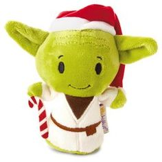 May The Force Be With You this Christmas season with these fun plush toys from Hallmark! [sponsored]