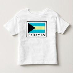#Bahamas Toddler T-shirt - #cool #kids #shirts #child #children #toddler #toddlers #kidsfashion
