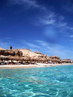 Mahmya Island - Hurghada, Egypt #Egypt #Red Sea #Giftunisland http://reversehomesickness.com