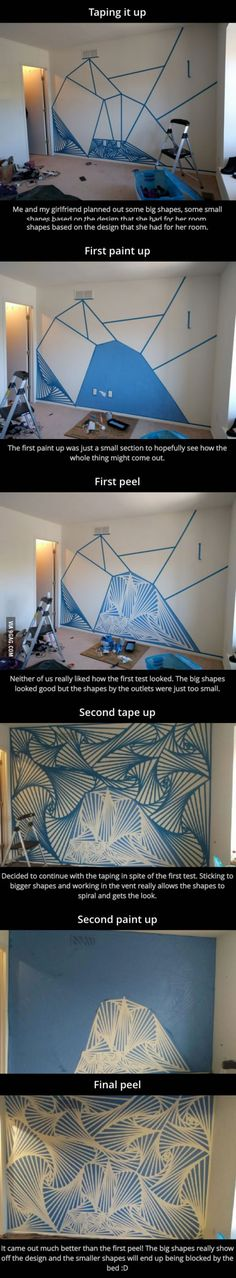 How to painted a wall with trippy spiral shapes The Effective Pictures We Offer You About hippie hom Hippie Home Decor, Bohemian Decor, Chill Room, Lobby Interior, Spiral Shape, Man Room, Geometric Wall, Home Decor Inspiration, Trippy