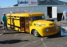 bus low rider
