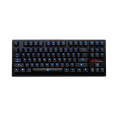 Thermaltake Tt eSPORTS POSEIDON ZX KB-PZX-KLBLUS-01 Wired USB Mechanical Gaming Keyboard (Black)