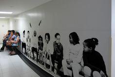 Hospital Renascença Osasco . EQPA Wayfinding Design