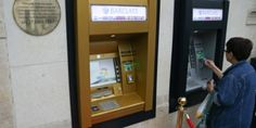 World's first ATM marks 50th 'Birthday'   By NAN            PHOTO:NAN    The world's first Automated Teller Machine (ATM),a technology whi...