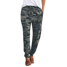 3222db0f683741 UFACE 2019 Damen Camo Cargo Hosen Freizeithosen Military Combat Camouflage  Pants  leggings  leggingssport