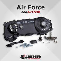 L'attesa è finita: ecco il nuovissimo AIR FORCE coperchio per Carter Malossi C-ONE e RC-ONE e motori Piaggio. Disponibile sul MalossiStore ➠ bit.ly/1UdYQNb