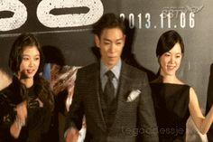 Чхве Сын Хён (Т.О.Р) / Choi Seung Hyun (Т.О.Р) -Таб на пресс-конференции по поводу VIP-премьеры COMMITMENT, 29.10.2013