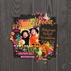 Studio Flergs - All Hallows Eve: COLLECTION & *FWP* http://www.sweetshoppedesigns.com/sweetshoppe/product.php?productid=35010  Brook Magee - Duo 21: Purty Pile | templates http://www.sweetshoppedesigns.com/sweetshoppe/product.php?productid=30839