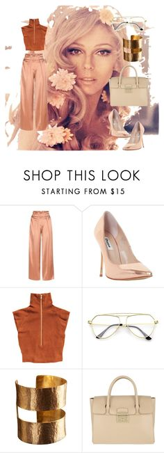 """""""Ynallection Happy Birthday my Friend!!!"""" by pearlwatanabe on Polyvore featuring Edun, Dune, H&M, ADIN & ROYALE and Furla"""