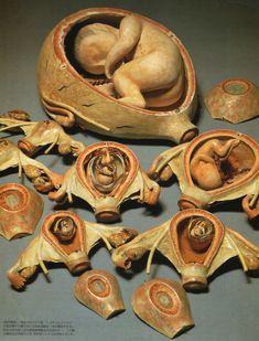 La poupée enceinte du 19eme siècle poupee enceinte 04