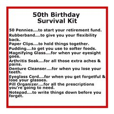 50th Birthday Sayings Funny 50th Birthday Quotes Craft Ideas