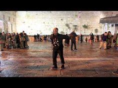 Dancing for Jesus in Israel - WilldaBeast Adams - Looking for you @kirkfranklin - YouTube