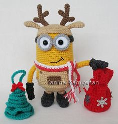 http://www.ravelry.com/patterns/library/reindeer-minion