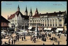 Romania, Budapest, Postcards, Louvre, Colorful, Landscape, City, Building, Google