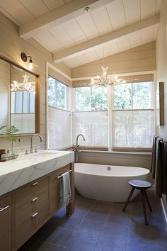 Bathroom perfection | Arcanum Architecture, Inc.