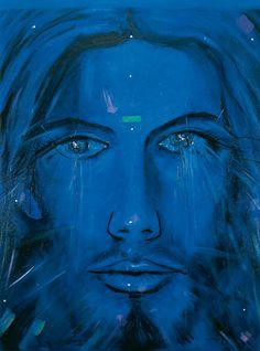 """Universal Christ"" ~ Toni Carmine Salerno"