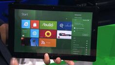 Windows 8 Tablets : Born To Fail - The Technology Zone
