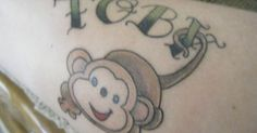 Tattoo pictures | Posts Monkey and Babies