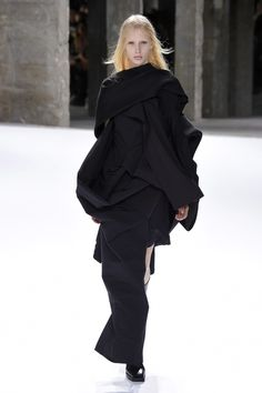 Rick Owens | Ready-to-Wear Spring 2017 | Look 45