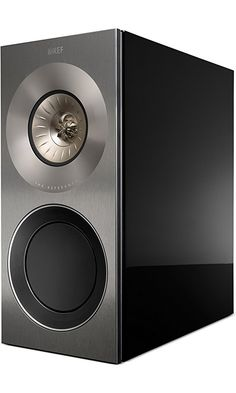 KEF REFERENCE 1 Bookshelf Loudspeaker - High Gloss Piano Black (Pair) Best Price