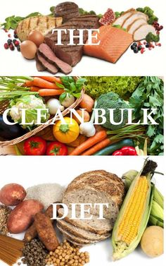 The Clean Bulk Diet Plan