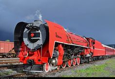Net Photo: 3450 Ceres Railway Company Class 26 at Cape Town, South Africa by James Attwell South African Railways, Transportation Technology, Old Wagons, Choo Choo Train, Steam Railway, Bonde, Train Art, Old Trains, Train Engines