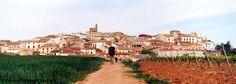 Cirauqui, Camino de Santiago