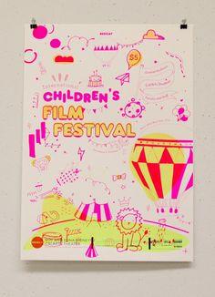 REDCAT International Children's Film Festival   REDCAT Posters