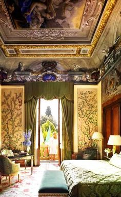 Umm, Jenn, when we go to Italy, can we stay at the Four Seasons Hotel Firenze | Florence, Italy?!?
