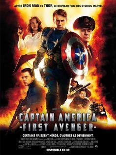 Captain America: First Avenger nous plonge dans les premières années de…