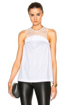 Image 1 of Marissa Webb Mercer Lace Top in White