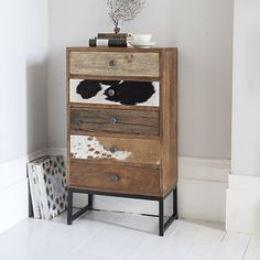 Montana Vintage Style 5 Drawer Chest - Due End August