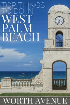 Amazing things to do in West Palm Beach including the Flagler Museum, day trips to Bahamas, the Breakers Palm Beach resort and many Palm Beach attractions Usa Travel Guide, Travel Usa, Travel Guides, Travel Tips, Palm Beach Resort, West Palm Beach, Destin Beach, Beach Trip, Beach Travel