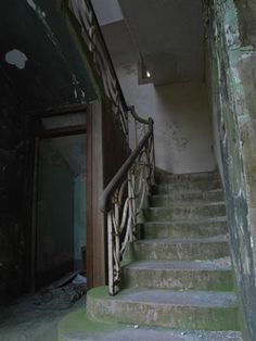 Killashandra Convent, Ireland - July 2009 - Derelict Places