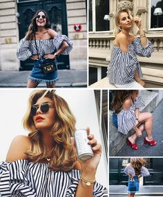 092205c839ed50 Simplee Casual off shoulder striped blouse shirt Sexy halter lantern sleeve  blouse women tops 17 cool blusas. Sexy Shirts