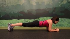 Plank with Leg Raise. How To Get Strong Abs Without Doing A Single Sit-Up - Some good tips plus links to others - Also, I win argument with son about what's better for your core - LOL - Ab Core Workout, Plank Workout, Workout Mix, Core Workouts, Ab Exercises, Planks For Abs, 5 Minute Plank, Up Down Plank, Reiki Training