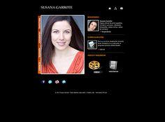 Susana Garrote. Actriz Española. www.susanagarrote.com