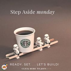Step Aside Monday! Ready , set...let´s build!! join the next lego challenge!! its free! #lego #legophotography #brickcentral #bricknetwork #legostagram #afol #legominifigures #toyslagram_lego #minifigures #instalego #legos #vitruvianbrix #lego_hub #legomania #legostarwars #legoart #toyphotography #minifig #legogram #parenting #parenthood #motherhood #parents #parentlife #dadlife #mumlife #fatherhood #momlife #momsofinstagram #toddlerlife