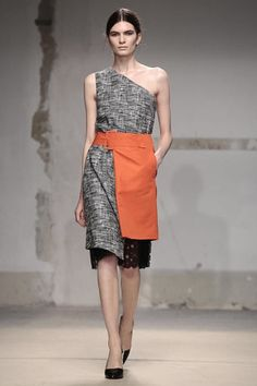 Damir Doma Ready To Wear Spring Summer 2014 Paris - NOWFASHION