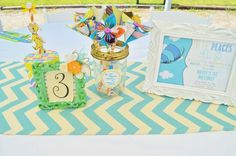 Oh the Places You'll Go, Dr. Seuss, Children's, whimsical Birthday Party Ideas   Photo 1 of 30   Catch My Party
