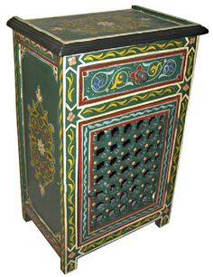 Moroccan Bedroom Furniture for the Ethnical Look: Moroccan Bedroom ...