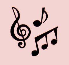 Music Symbols And Notes Kindergarten Music, Preschool Music, Music Activities, Teaching Music, Musical Notes Clip Art, Music Notes Art, Art Music, Soul Music, Music Note Symbol