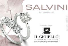 Salvini Gioielli Daphne Collection IL Gioiello  Il piacere di farsi tentare  #salvini #DaphneCollection #IlGIoiello