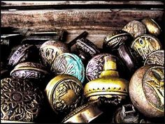 Vintage Style Antique Finished Ceramic Cupboard Knobs Kitchen Door